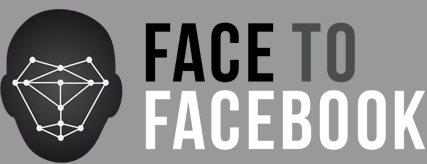 Face to Facebook logo